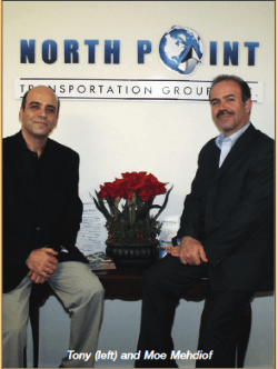 North Point Transportation Group Defies the Odds and Thrives in A-Town.